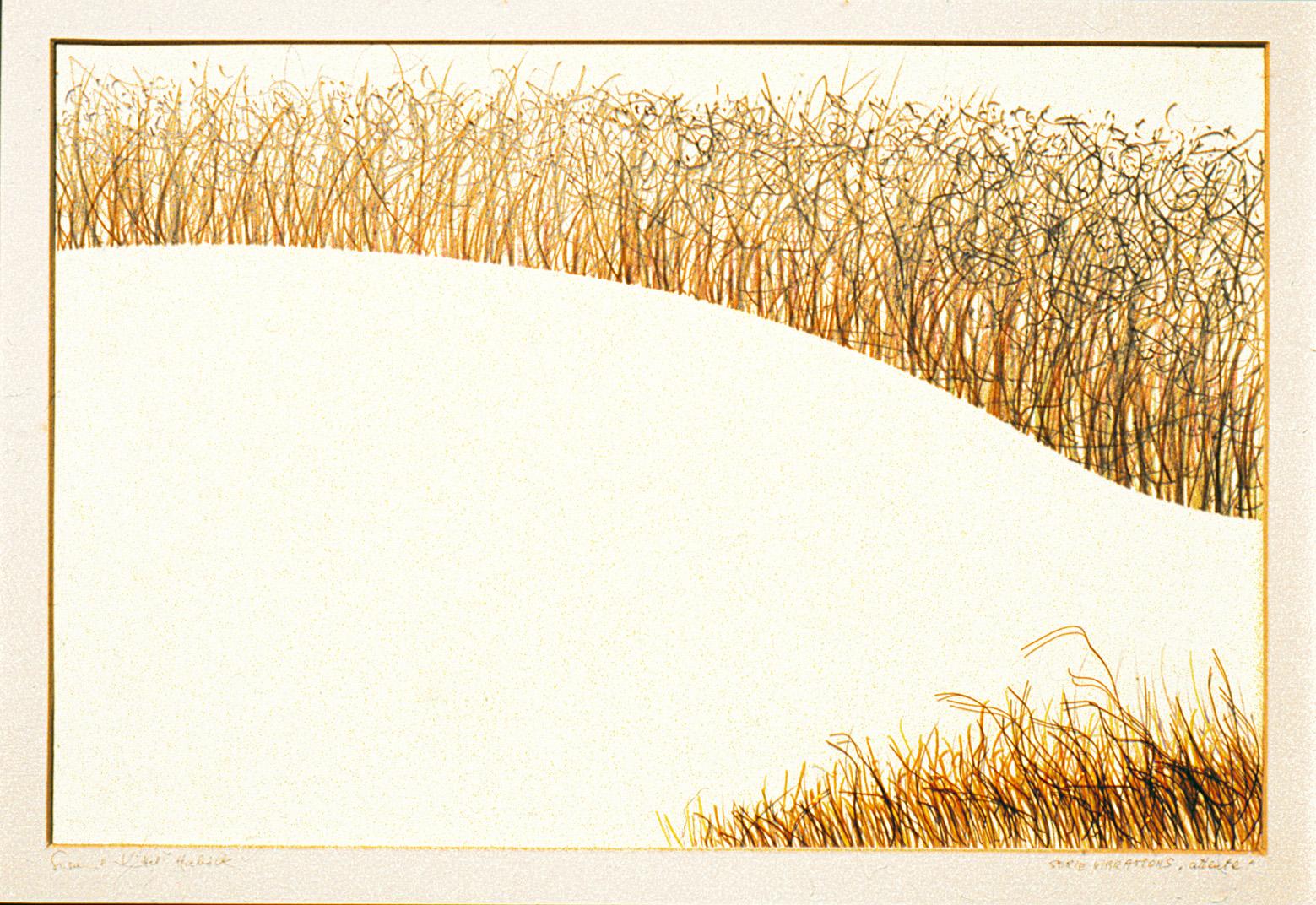 Winterreise IV   (52x72cm)