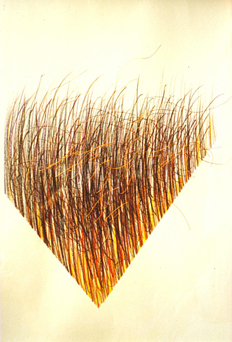 Herbstfäden   (72x52cm)