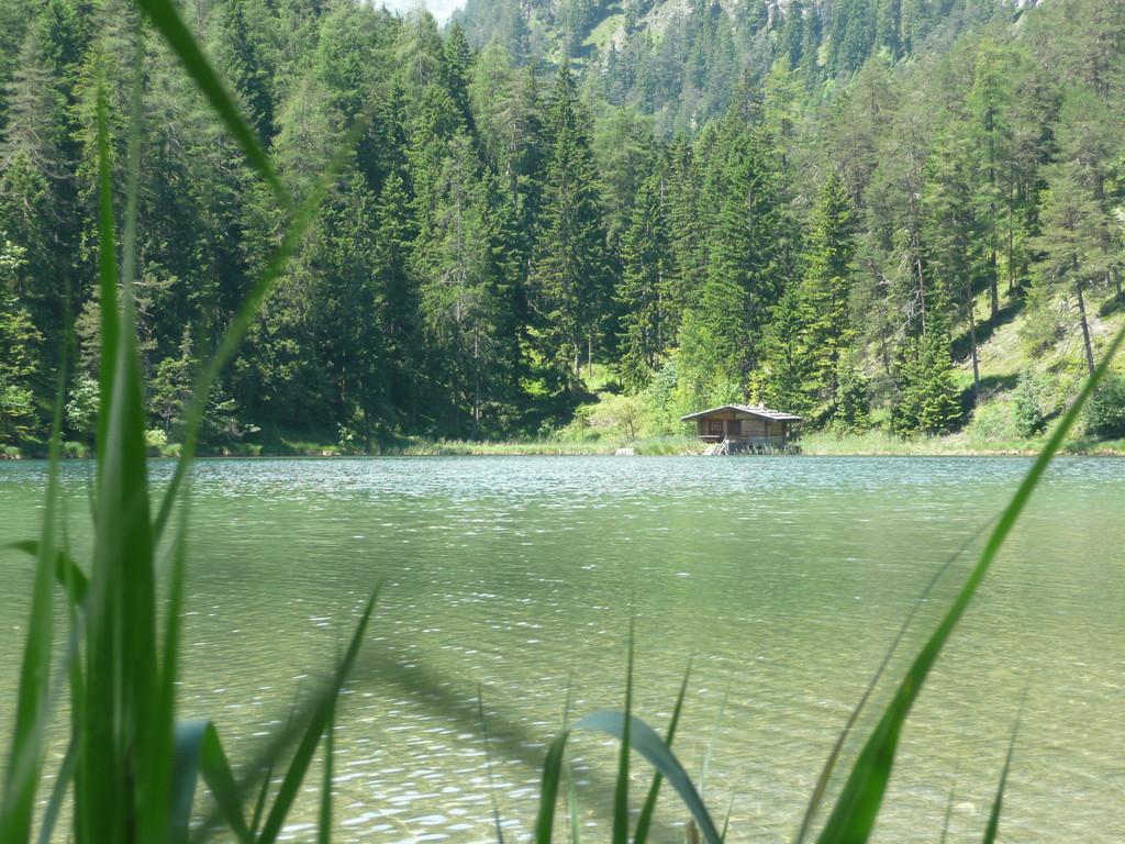 Ankommen am See