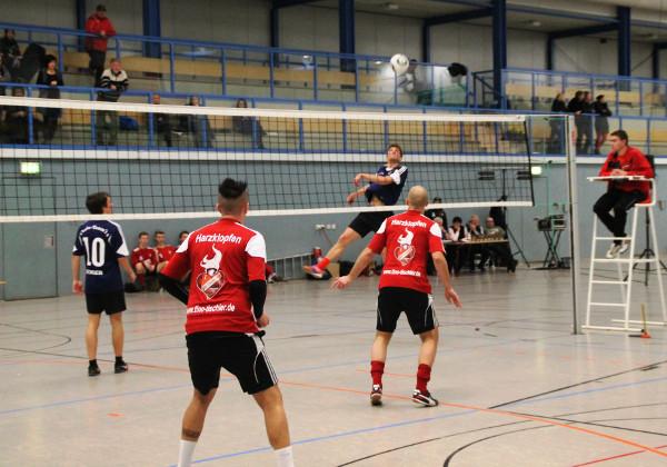 Spiel: Thofu-Team gegen 1.Herren