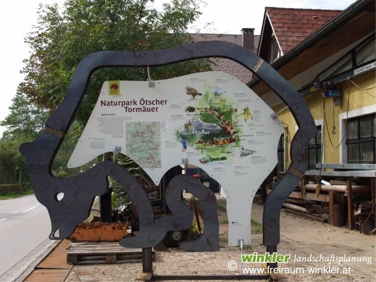 umsetzung naturpark ötscher-tormäuer