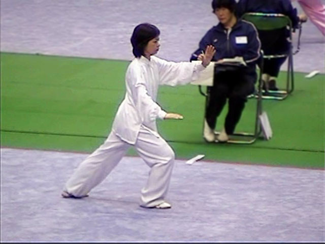 寺尾由美子選手