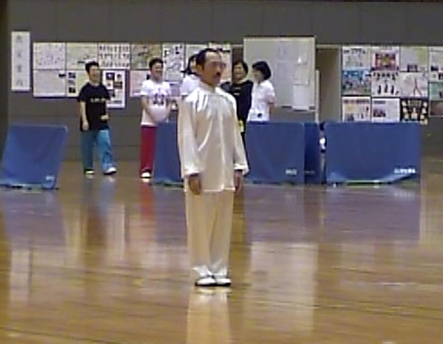 渡辺達典先生/総合太極拳