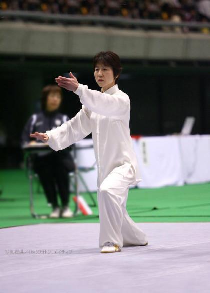 鈴光幸子選手