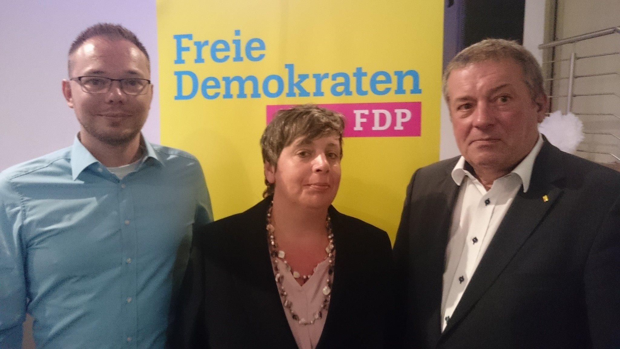 mit Annette Pizzato und Jörg Kloppenburg