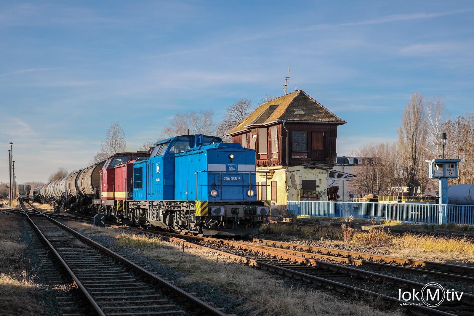 V100 Doppeltraktion Tröglitz-Altenburg