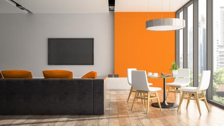 Orange ist nicht nur die Lieblingsfarbe der Niederländer.... Foto: © Dmitry Koksharov/Fotolia.com