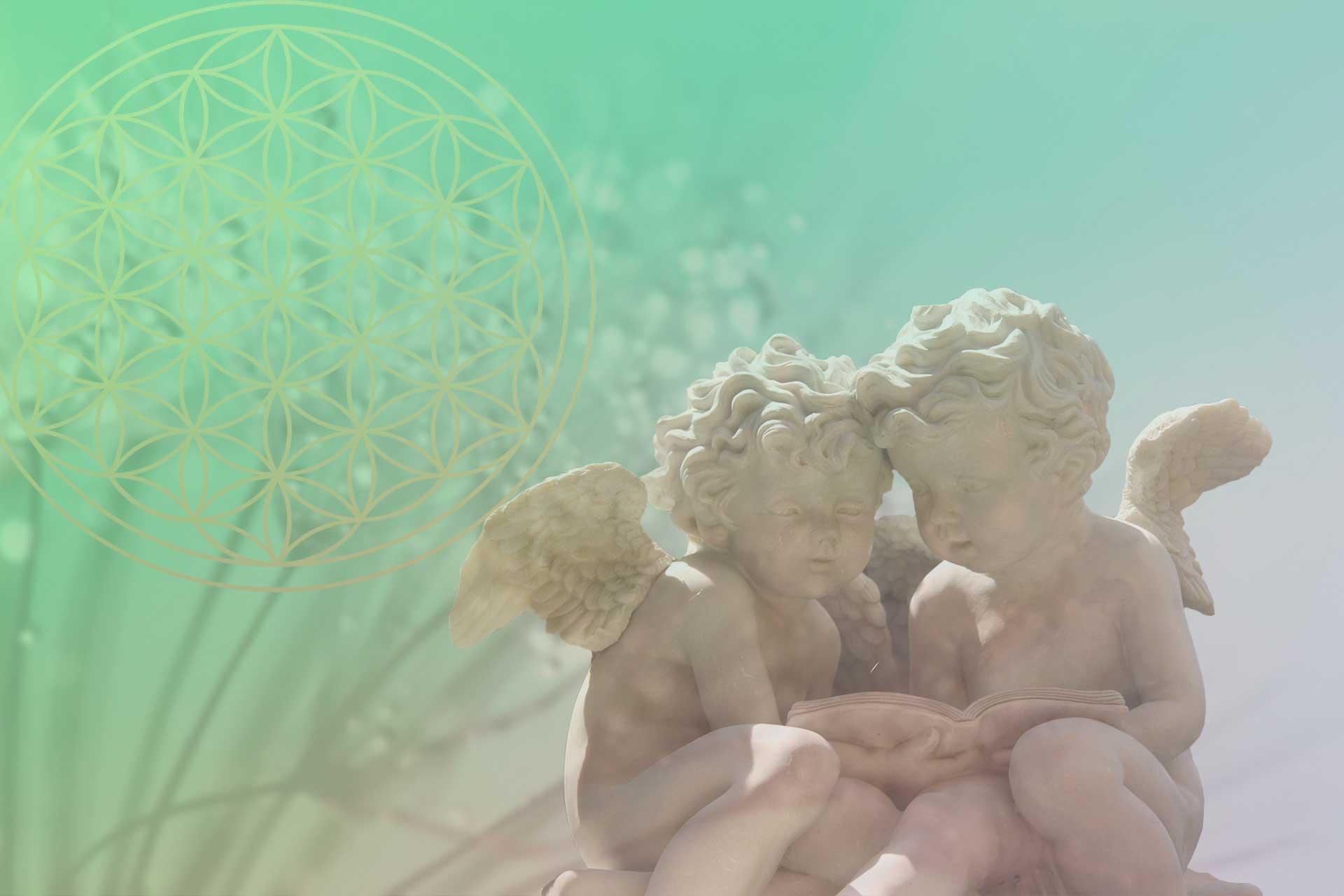 Zwei Engel - Geschichten zum Nachdenken. Erzählte Weisheit ...