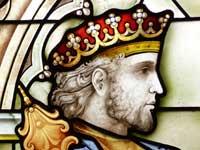 Könige und seine Söhne - Weise Geschichte