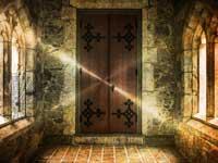 Die geheimnisvolle Türe