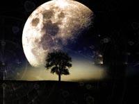 "Symbolsprache Symbol ""Mond"""