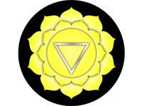 3 Chakra - Solarplexuschakra