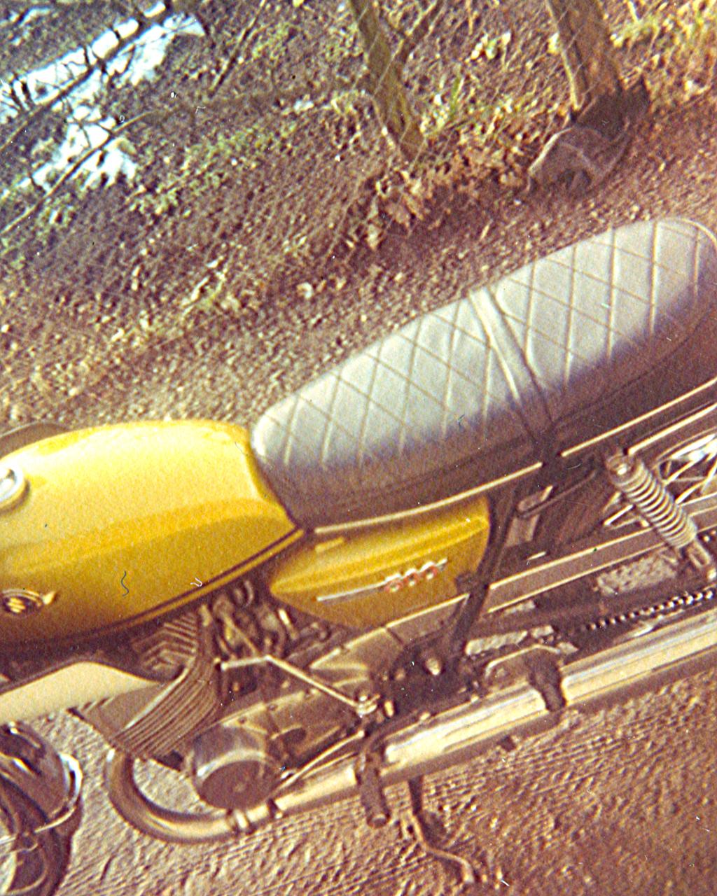 1971: T500 suzuki