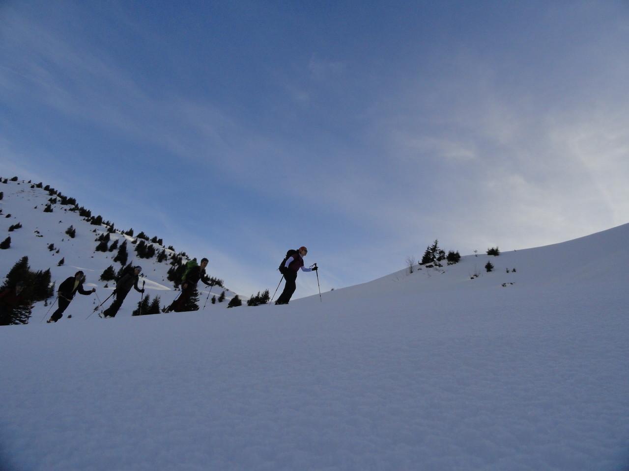 Skitourenkurs Stockhorn