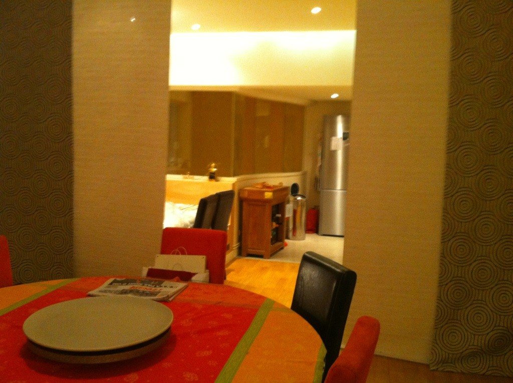 comment intimiser une salle à manger dans un open space cuisine