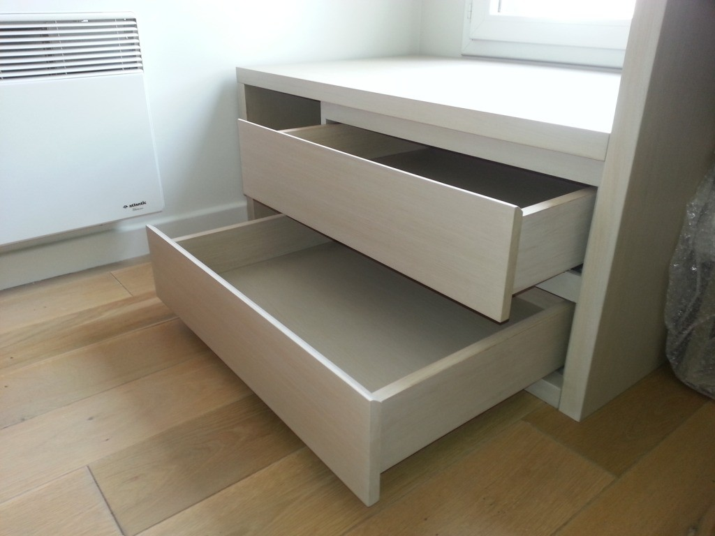 tiroirs de caissons rangement pour bureaux