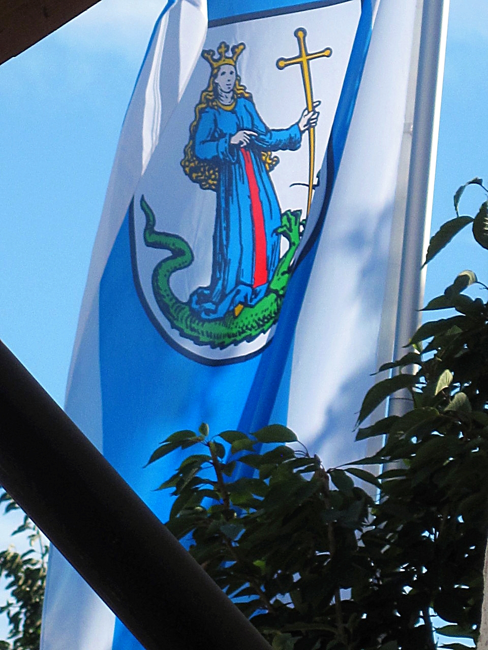 Bissersheimer Fahne