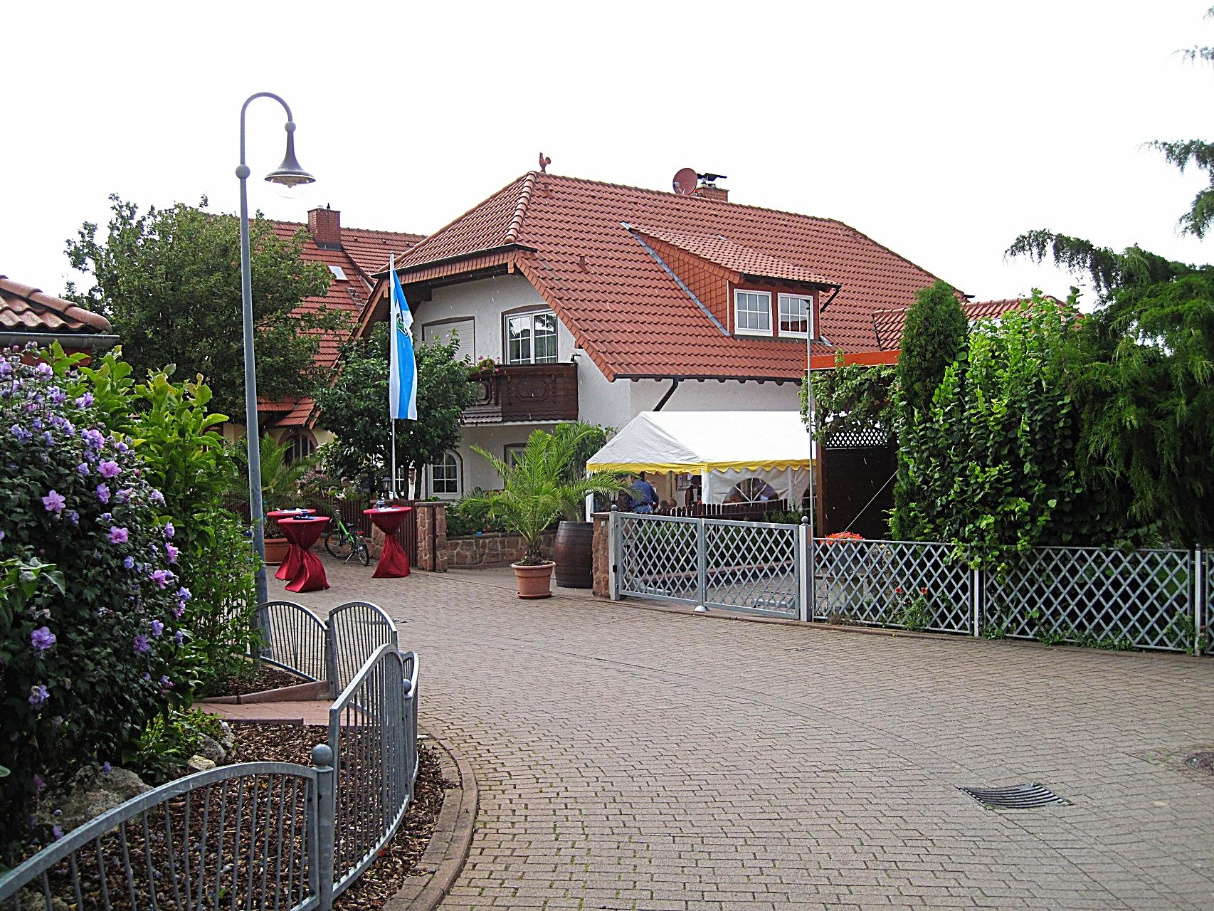 Weinhof am Fest