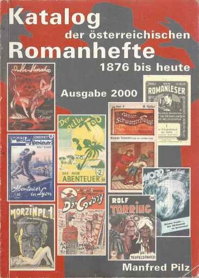Katalog der österreichischen Romanhefte  Ausgabe 2000