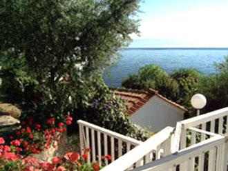 ferienhaus chrani bungalow peloponnes süewest paradies