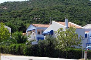 dimitra Appartements mit Pool N. Iraklitsa / bei Kavala