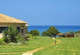 haus strand kastro peloponnes villa georgios