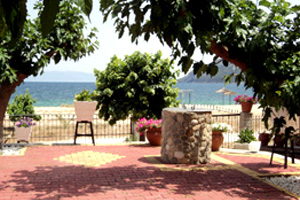 Beach-Appartements N. Iraklitsa / bei Kavala