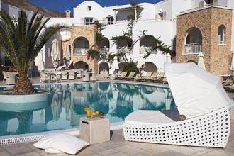 Aegean Plaza Hotel santorin Studios Apartments kamari