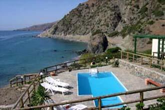 villa pool preveli ammoudi kreta