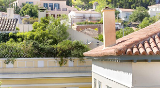 Zimmer Plaka Athen hotel adrian