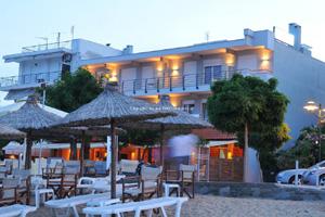 Dionyssos / Beach-Appartements und Studios  N. Peramos/ bei Kavala