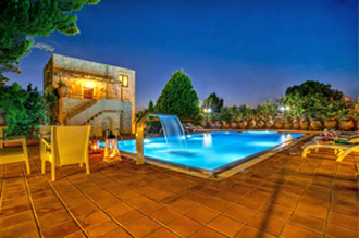 villa luxus pool gouves kreta