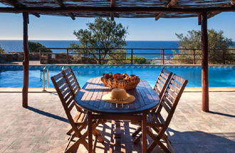 villa luxus kampos lefkothea kreta