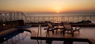 villa luxus pool kampos kreta meliti