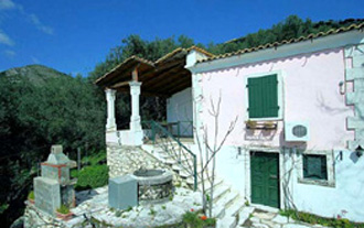 Apolysies hausi  Nissaki / Korfu