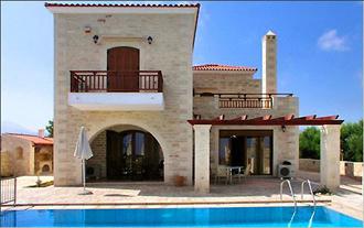 pool villa asteri kreta rethymnon erofili