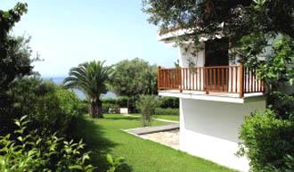 Trikorfo**** / Doppelhäuser mit Pool Trikorfo / Halbinsel Chalkidiki
