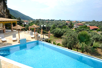apartments villagio lefkada lefkas