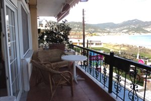 Beach-Appartement N. Iraklitsa/ bei Kavala