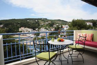 Appartements, Studios und Doppelzimmer Patitiri / Alonissos