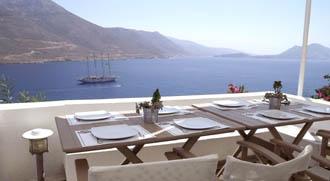 Hotel Insel Amorgos / Aegiali