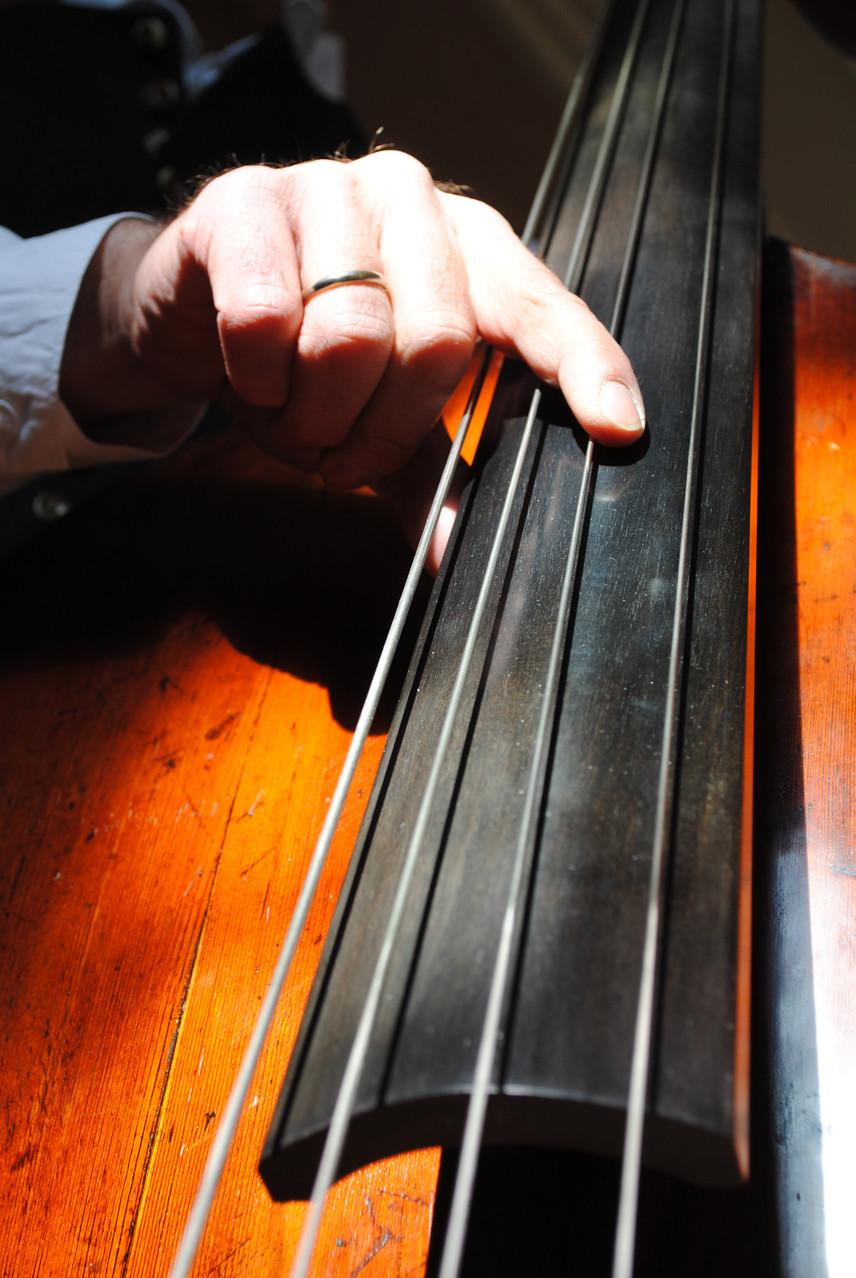 Ensemble Bernhard Kohlhauf Kontrabass