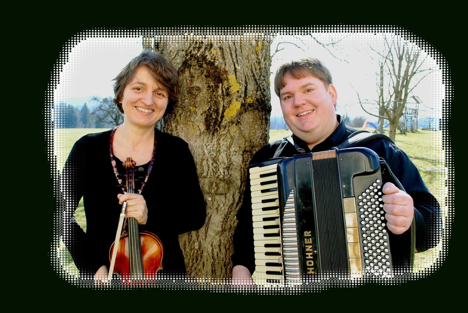 Duo Willert-Kohlhauf        Foto: E. Hugel
