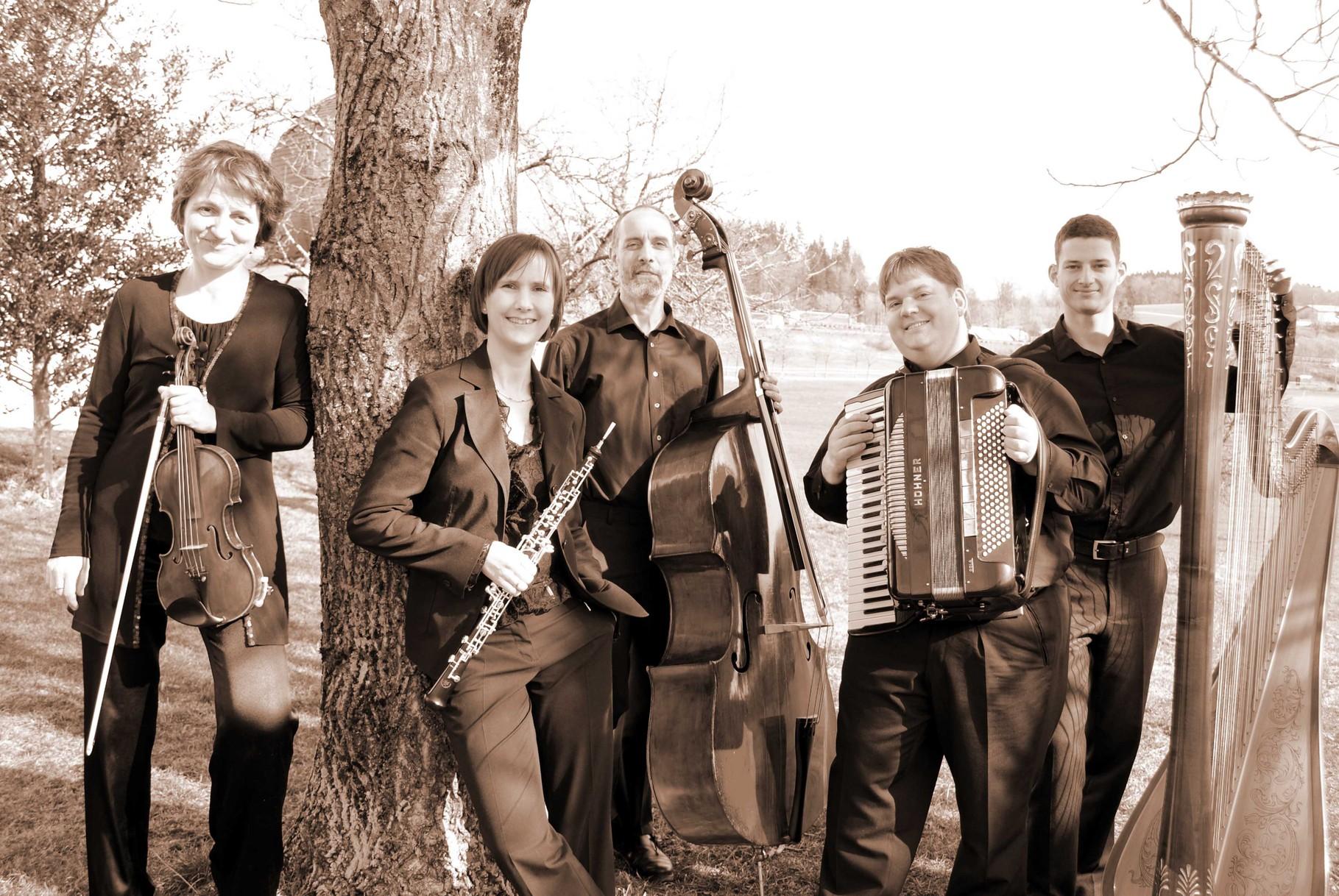 Kammermusik-Ensemble Kohlhauf         Foto: E. Hugel