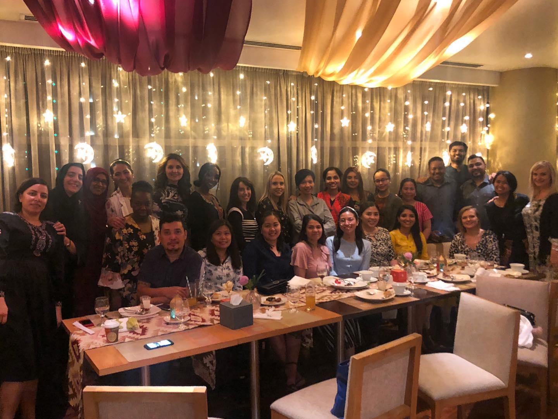 CDC Staff Iftar - May 2019