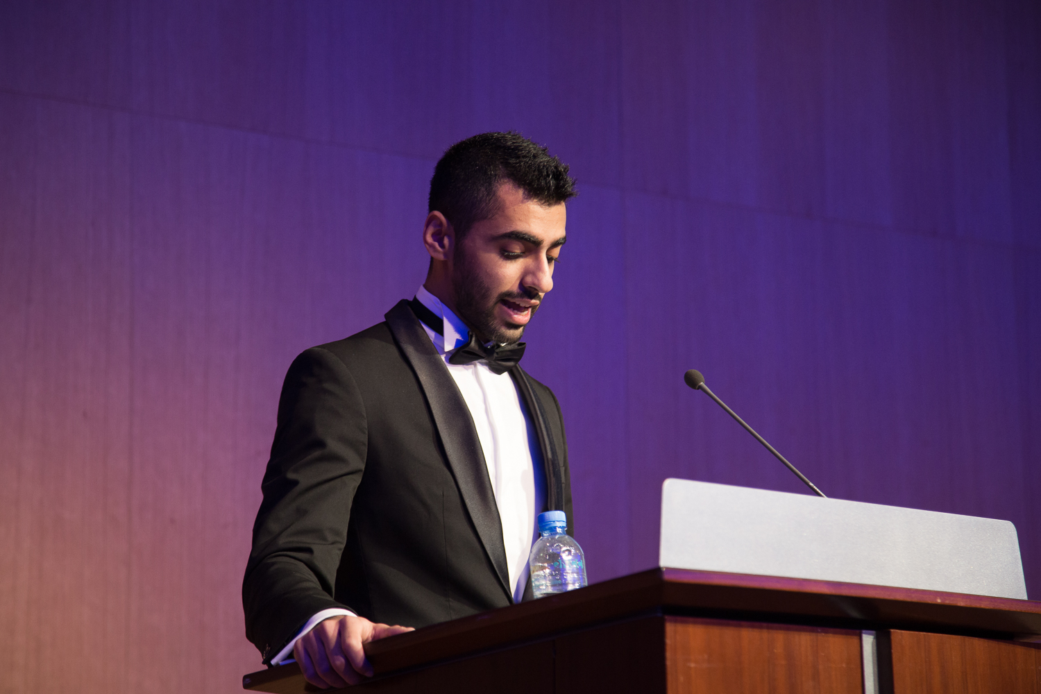 Mohamed Husain, ABA Therapist, MC