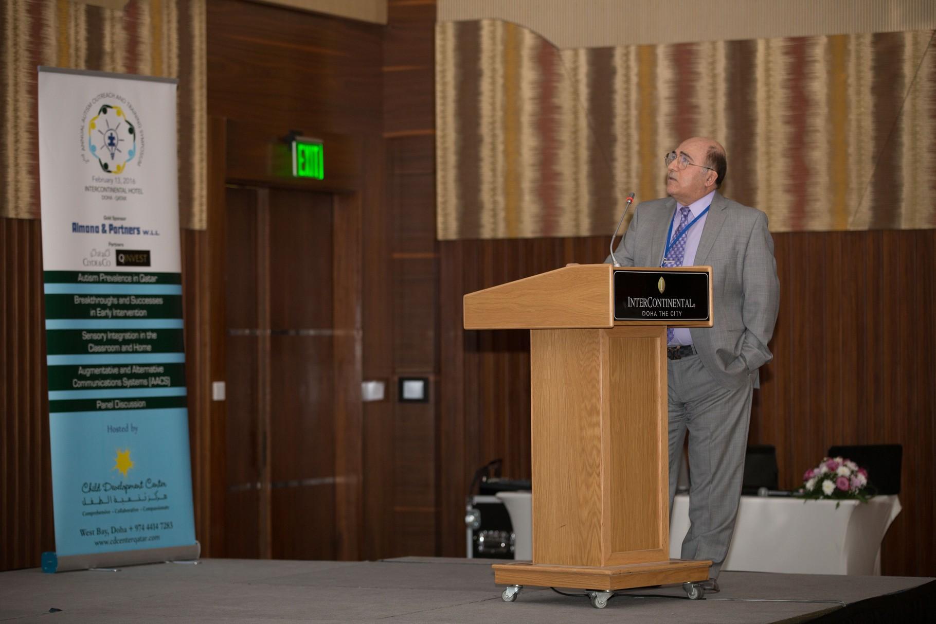 Dr. Fouad Alshaban, Senior Scientist - QBRI