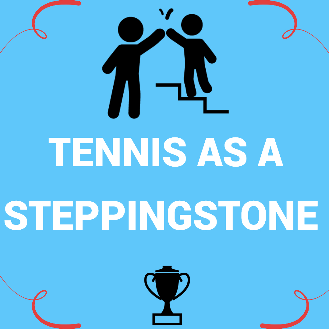 Learning from tennis?? Yes, you can!