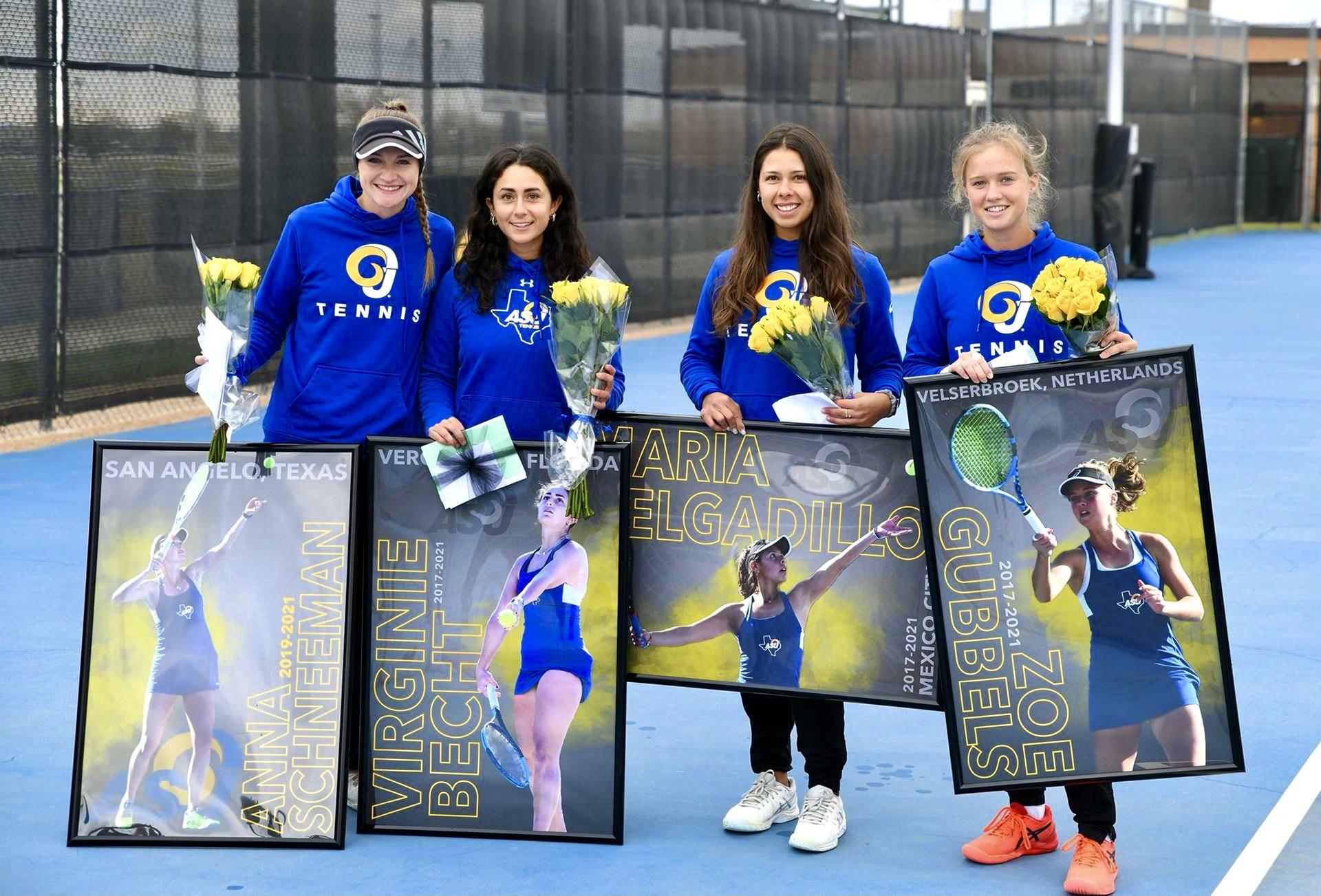 Senior Day - College Tennis USA