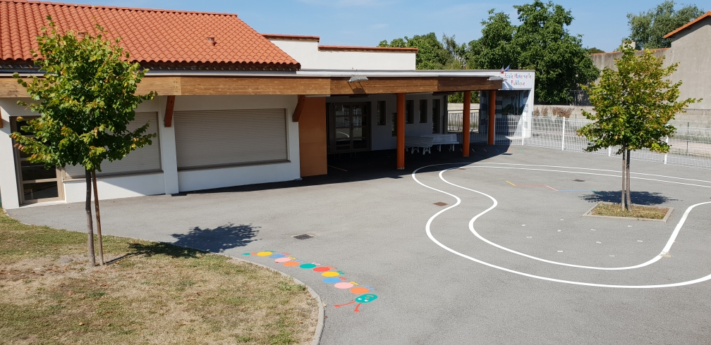 Ecole Maternelle d'Yssac-la-Tourette